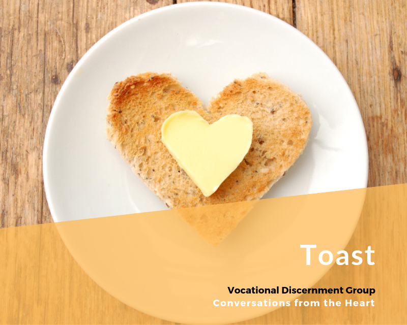 Toasty Discernment is Back!