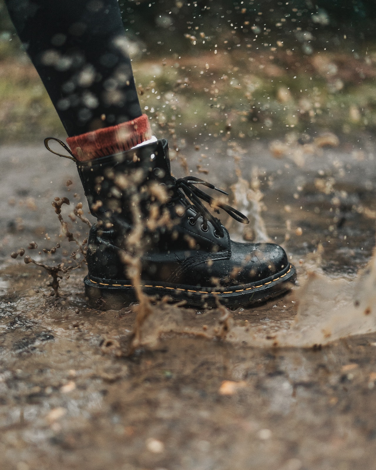 Muddy-ing up Our Vision